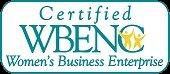 Certified Women Business Enterprise