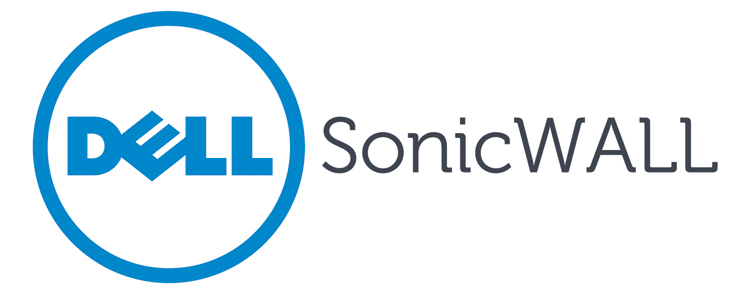 Dell SonicWall Logo