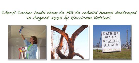 Telelink CEO helps rebuild homes post-Katrina